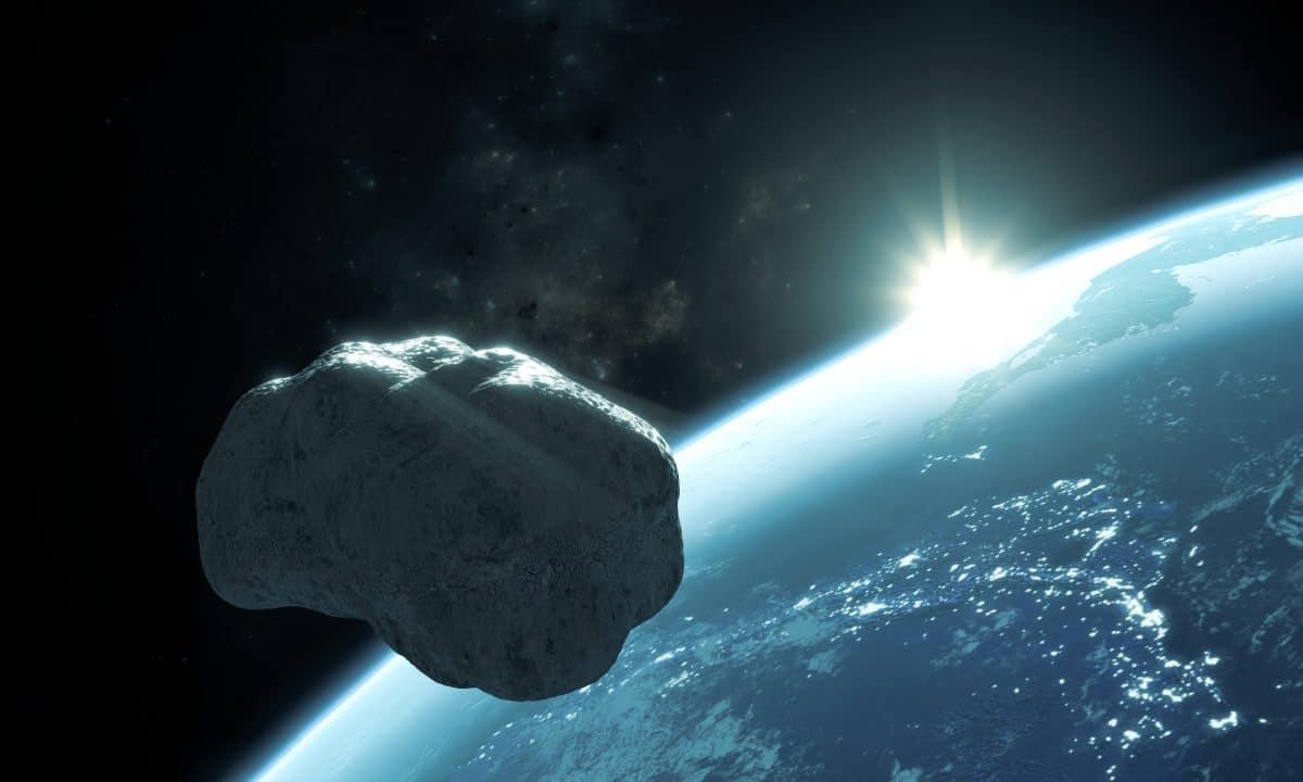 NASA-Sonde erstmals erfolgreich auf Asteroid gelandet