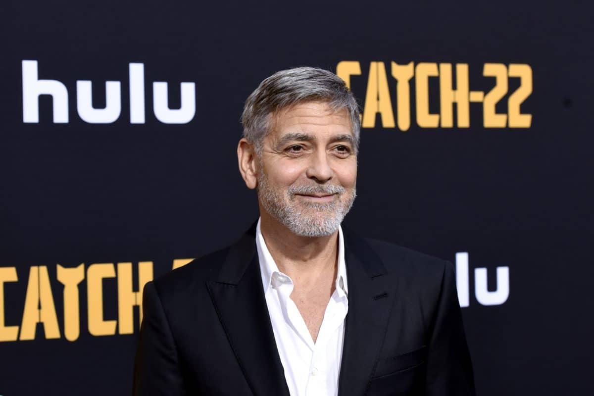 Neuer Netflix-Film: George Clooney feiert Comeback