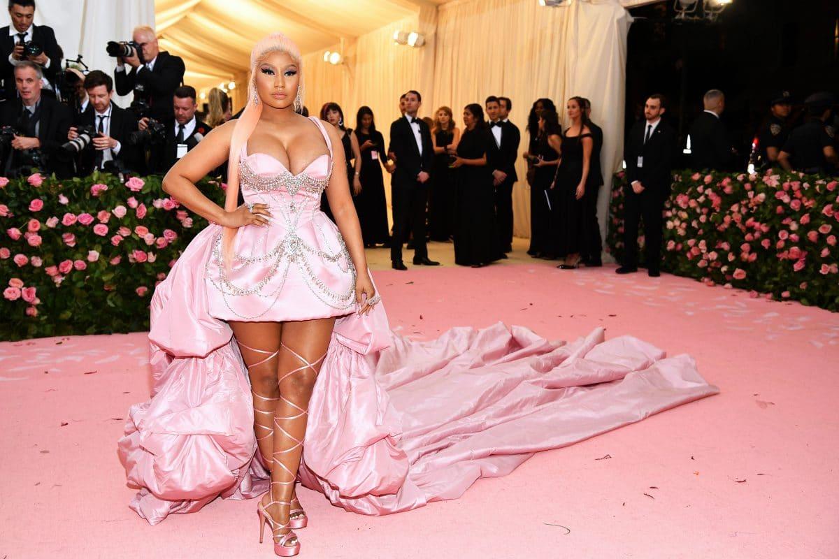 Nicki Minaj zeigt erstes Foto von ihrem Baby
