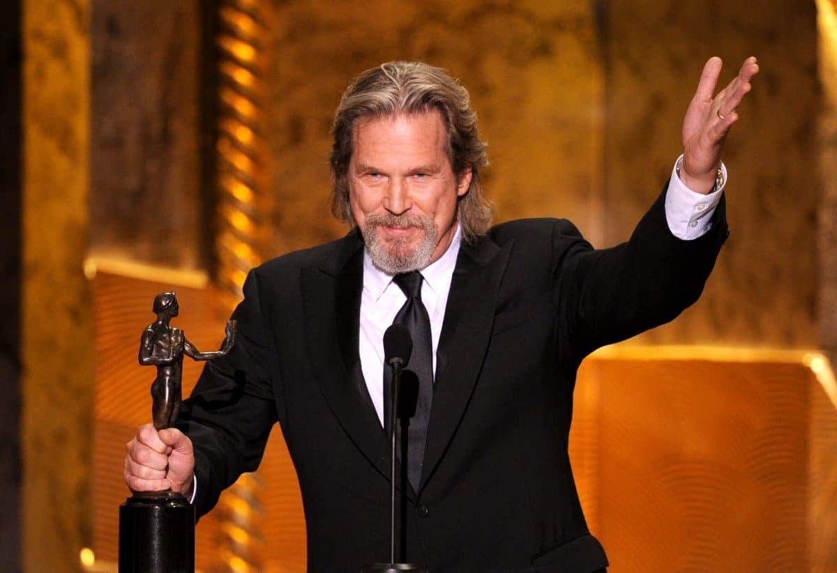Oscar-Preisträger Jeff Bridges ist an Lymphdrüsenkrebs erkrankt