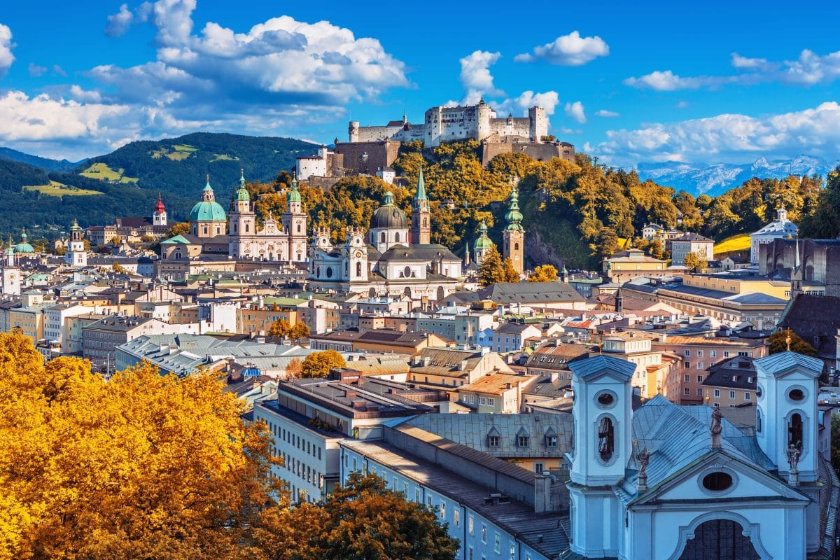 Salzburg verschärft Corona-Maßnahmen: Kuchl unter Quarantäne