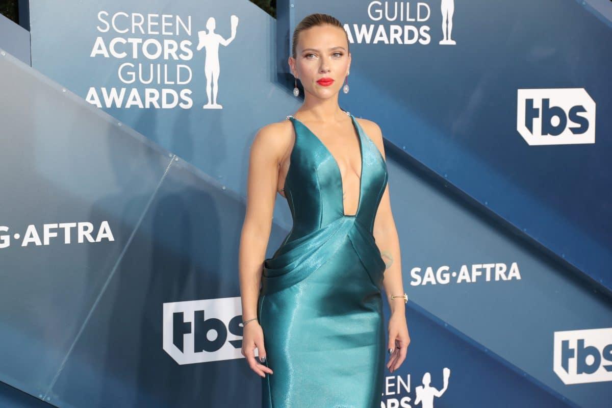 Heimliche Hochzeit: Scarlett Johansson ist verheiratet