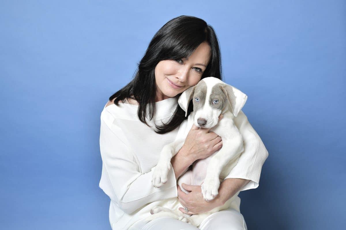 Shannen Doherty: Ihr Hund erschnüffelte ihre Tumore