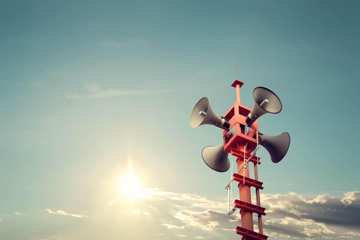 Sirenen-Probealarm in ganz Österreich: Mehr als 8.000 Sirenen heulen