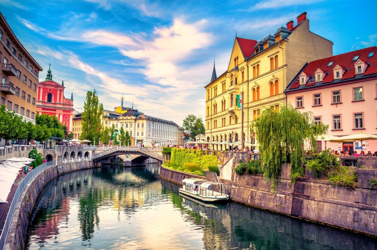 Corona: Slowenien verhängt den Pandemie-Notstand