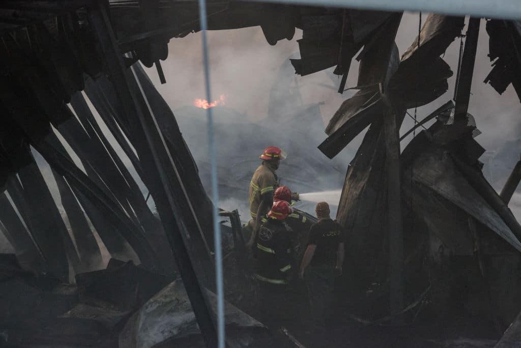 So stark war die Beirut-Explosion und so geht es dem Libanon heute