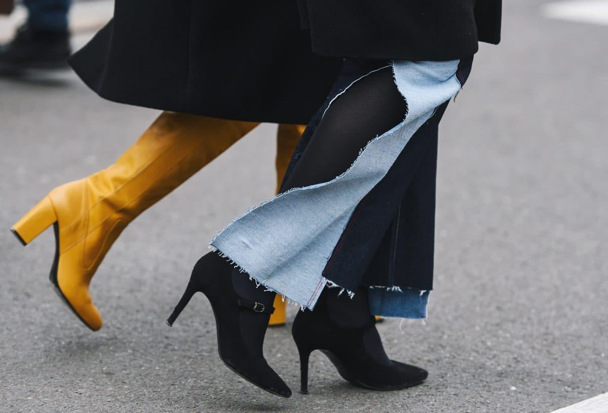 Diese Stiefel tragen wir im Herbst 2020