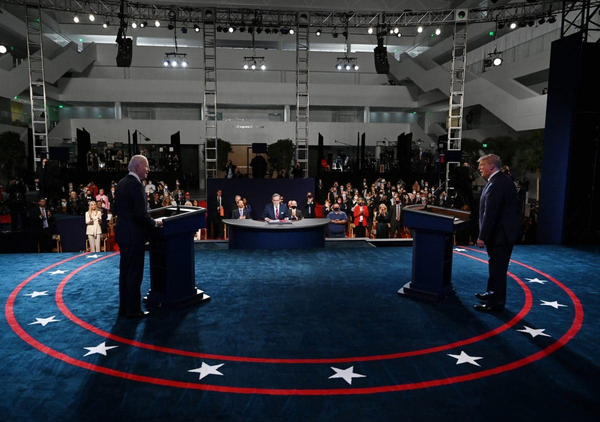 US-Wahlen: Stummschalttaste für Trump und Biden bei TV-Duell geplant