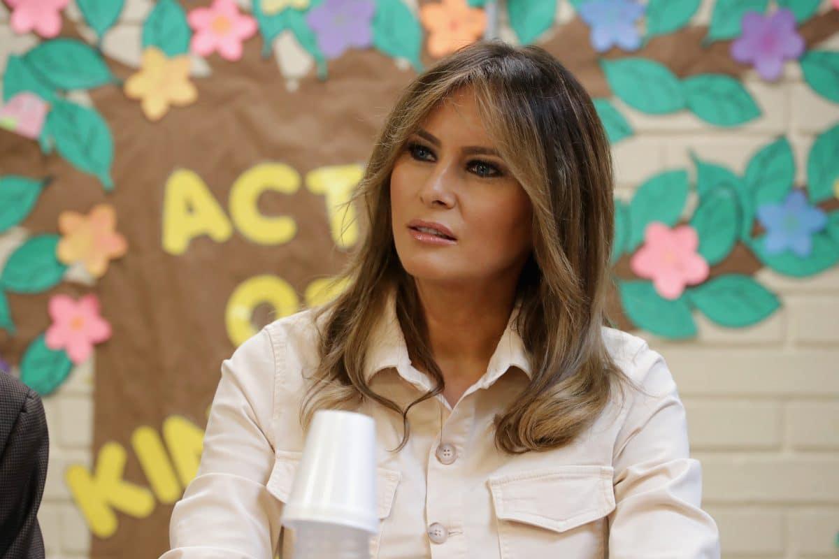 Telefongespräch mit Melania Trump aufgezeichnet: So denkt sie wirklich