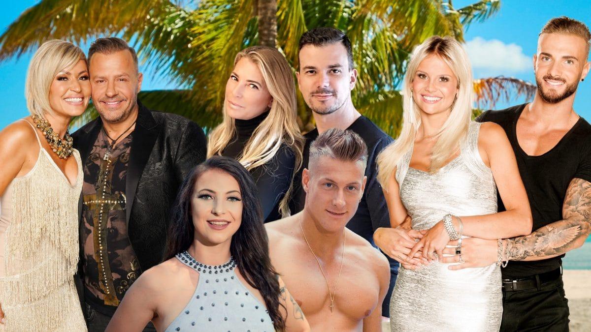 """""""Tempation Island VIP"""": Diese Promi-Paare sind mit dabei"""