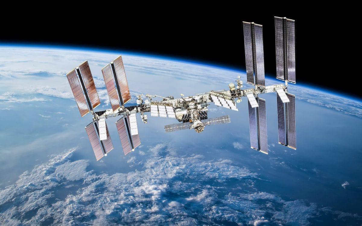 Toilette und Sauerstoff auf der internationalen Raumstation ausgefallen
