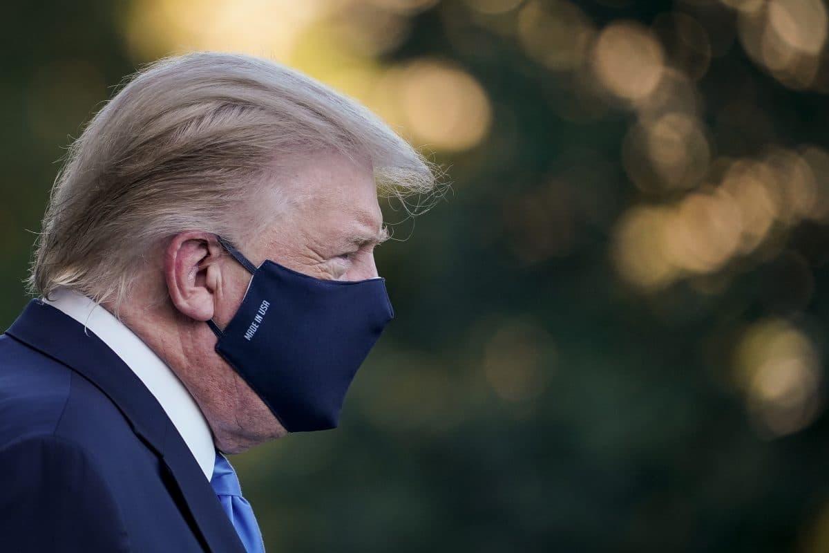 """Trump schickt Video-Botschaft: """"Mir geht es besser"""" – Gesundheitszustand sorgt für Spekulationen"""