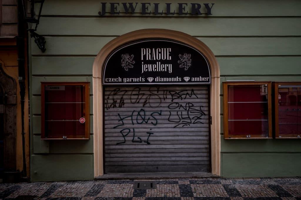 In Tschechien darf man nachts nicht mehr raus