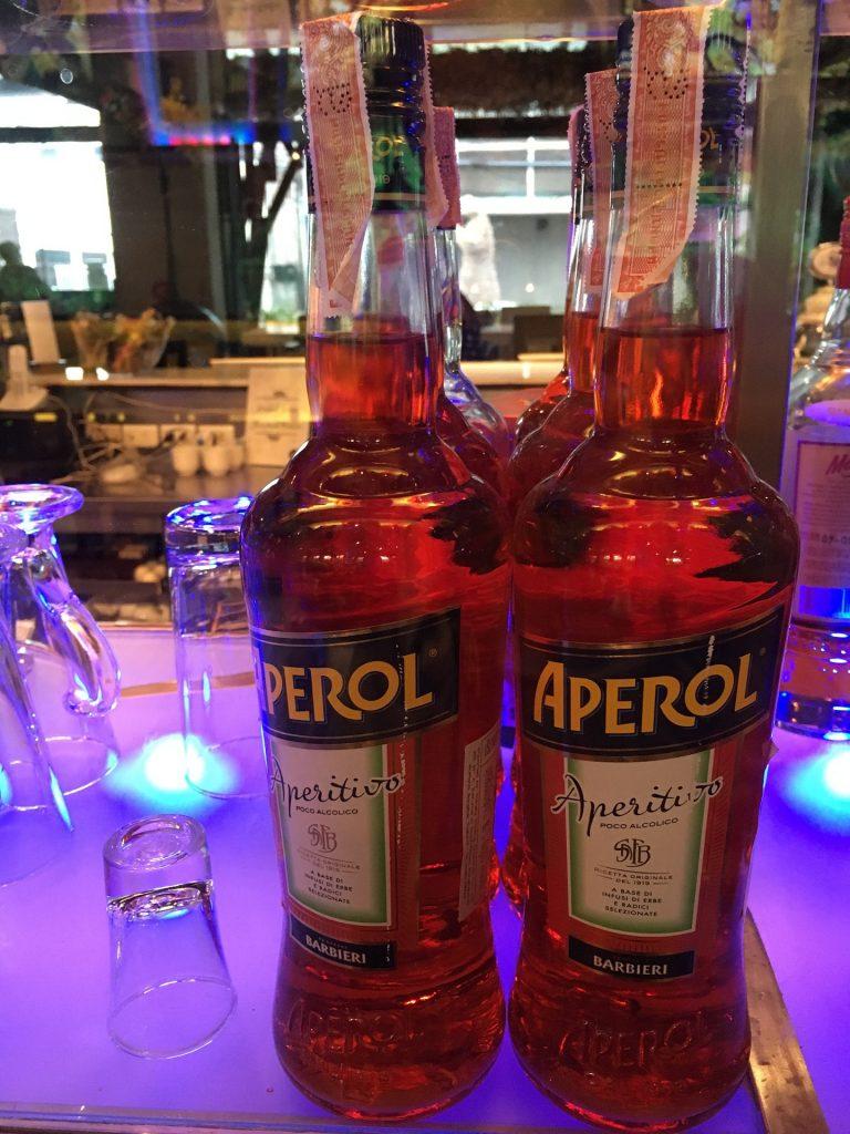 Aperol Glühwein Rezept