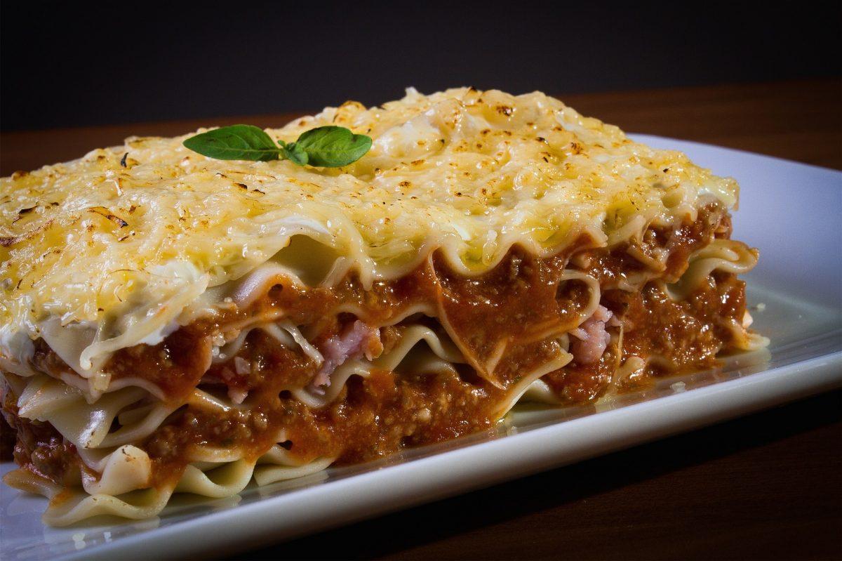 Lasagne für Anfänger Rezept