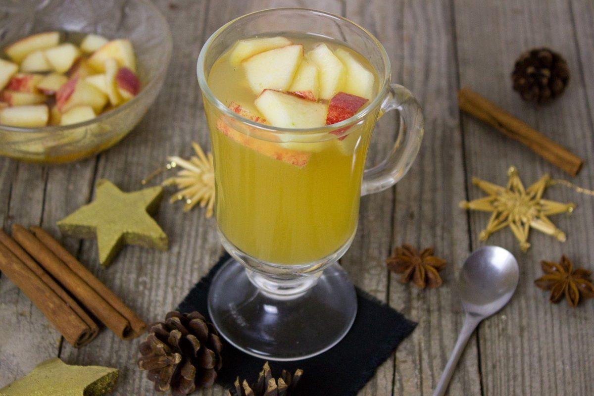 Apfelpunsch alkoholfrei Rezept