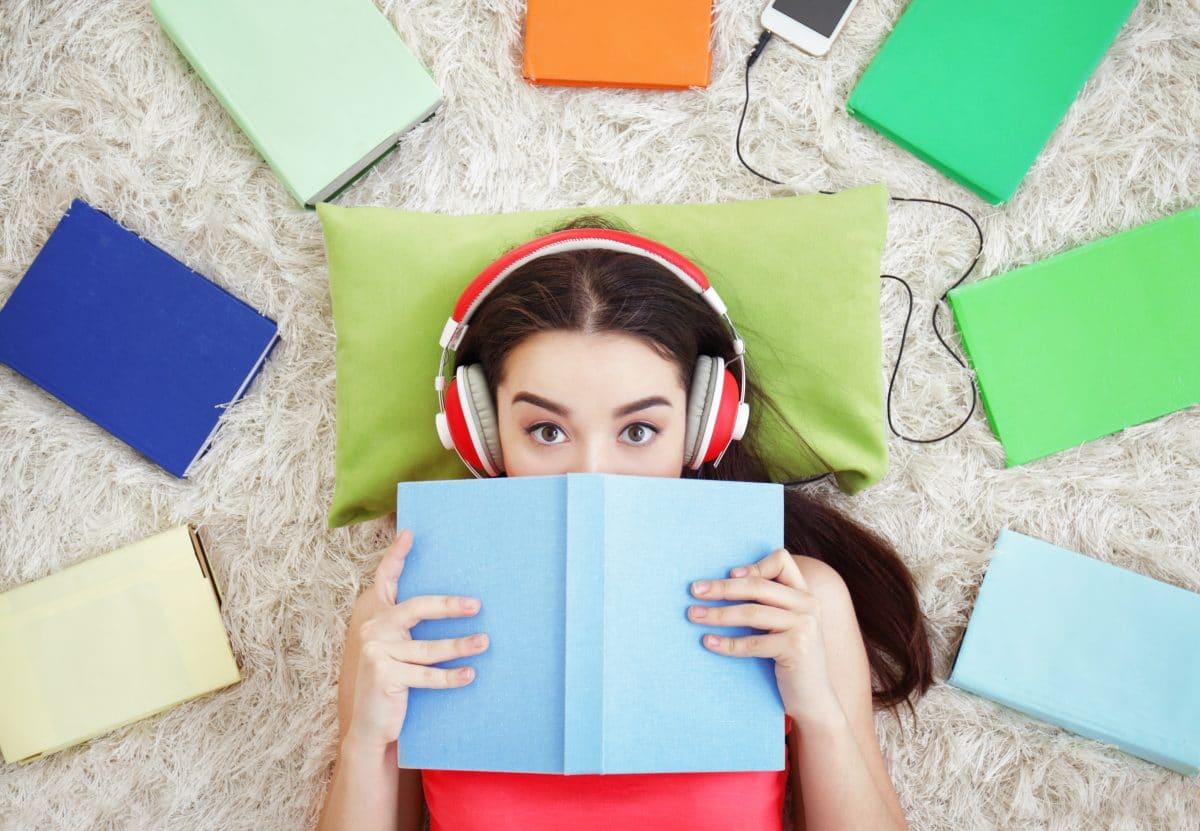 5 Hörbücher, die du lieben wirst
