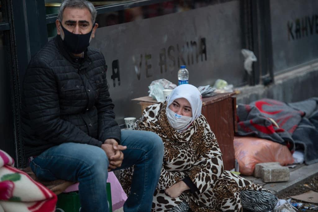Erdbeben in der Türkei: Dreijährige nach 65 Stunden unter Trümmern gerettet