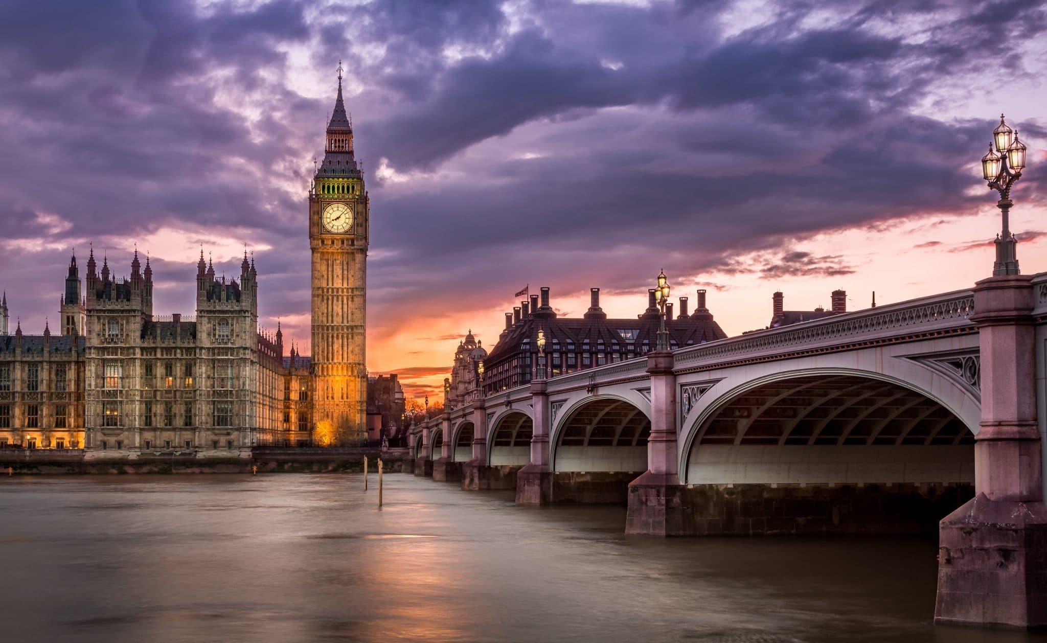 Lockdown Großbritannien