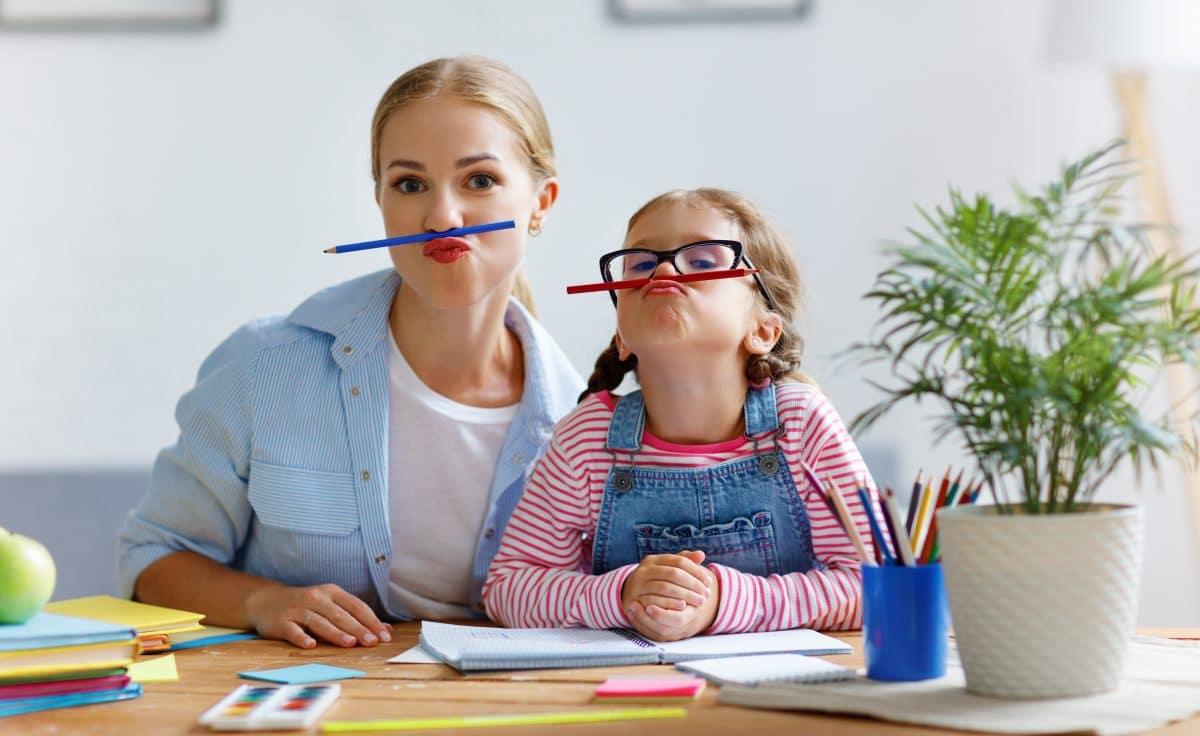 Homeschooling: So schaffst du für Kinder trotzdem einen geregelten Alltag