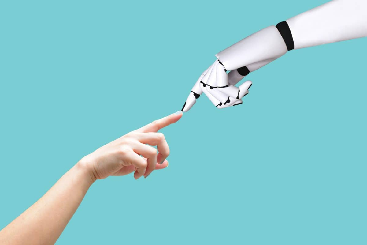 Japaner entwickeln Roboterhand gegen einsame Spaziergänge