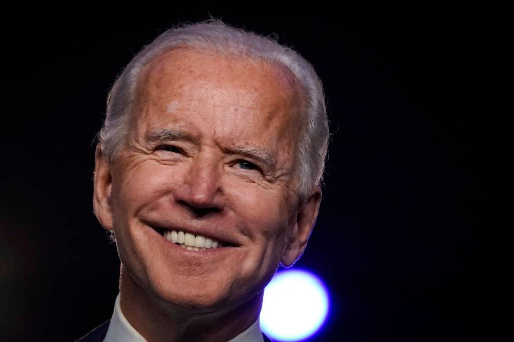 Joe Biden wird neuer US-Präsident