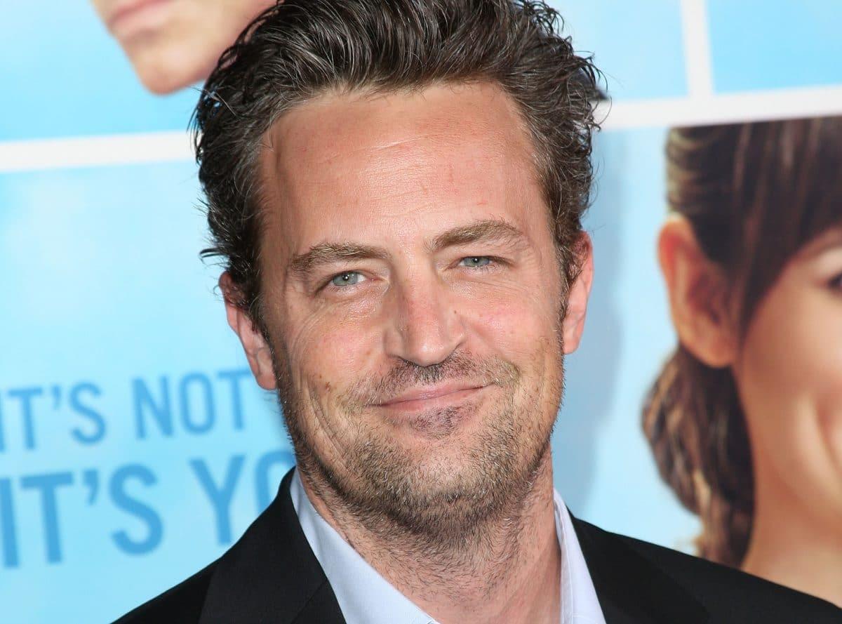 """""""Friends""""-Star Matthew Perry ist verlobt"""