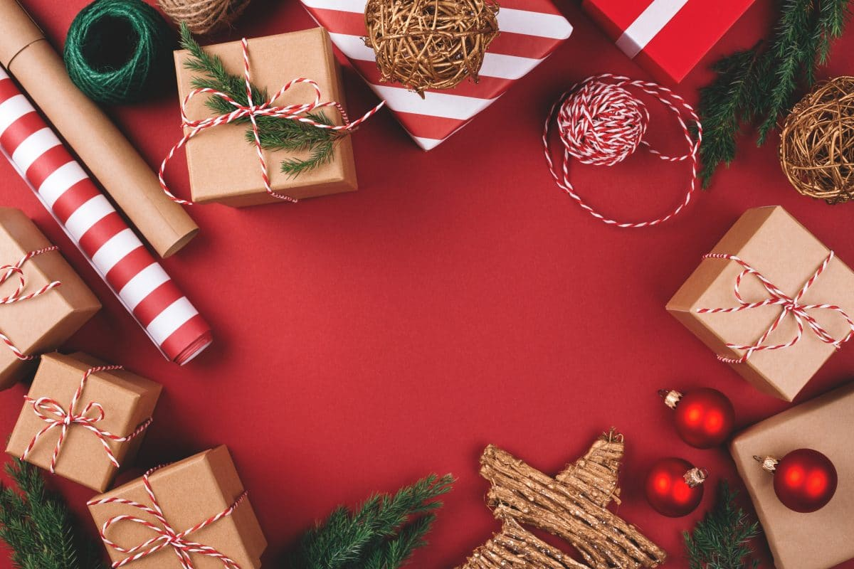 Weihnachten: Nachhaltige Alternativen zum klassischen Geschenkpapier