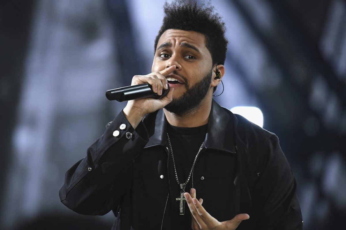"""""""The Weeknd"""" tritt bei Super Bowl Halbzeitshow auf"""