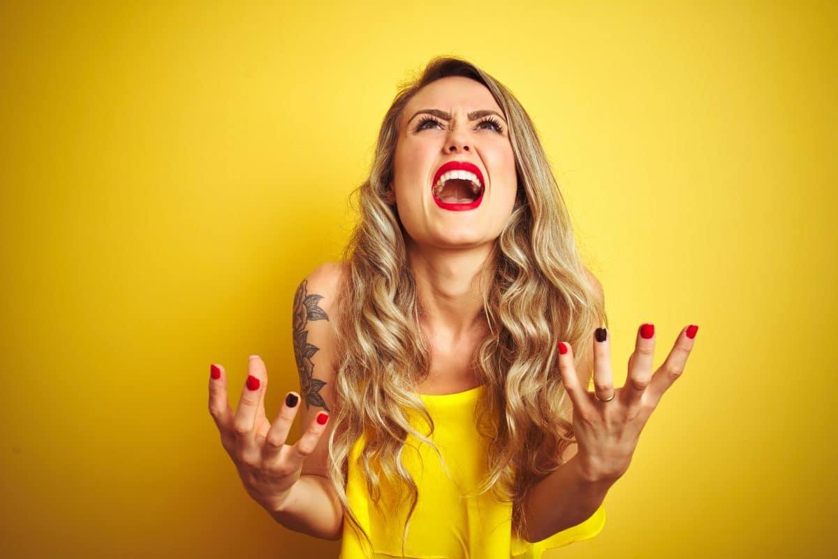 5 Sätze, die man nicht hören möchte, wenn man sich ärgert