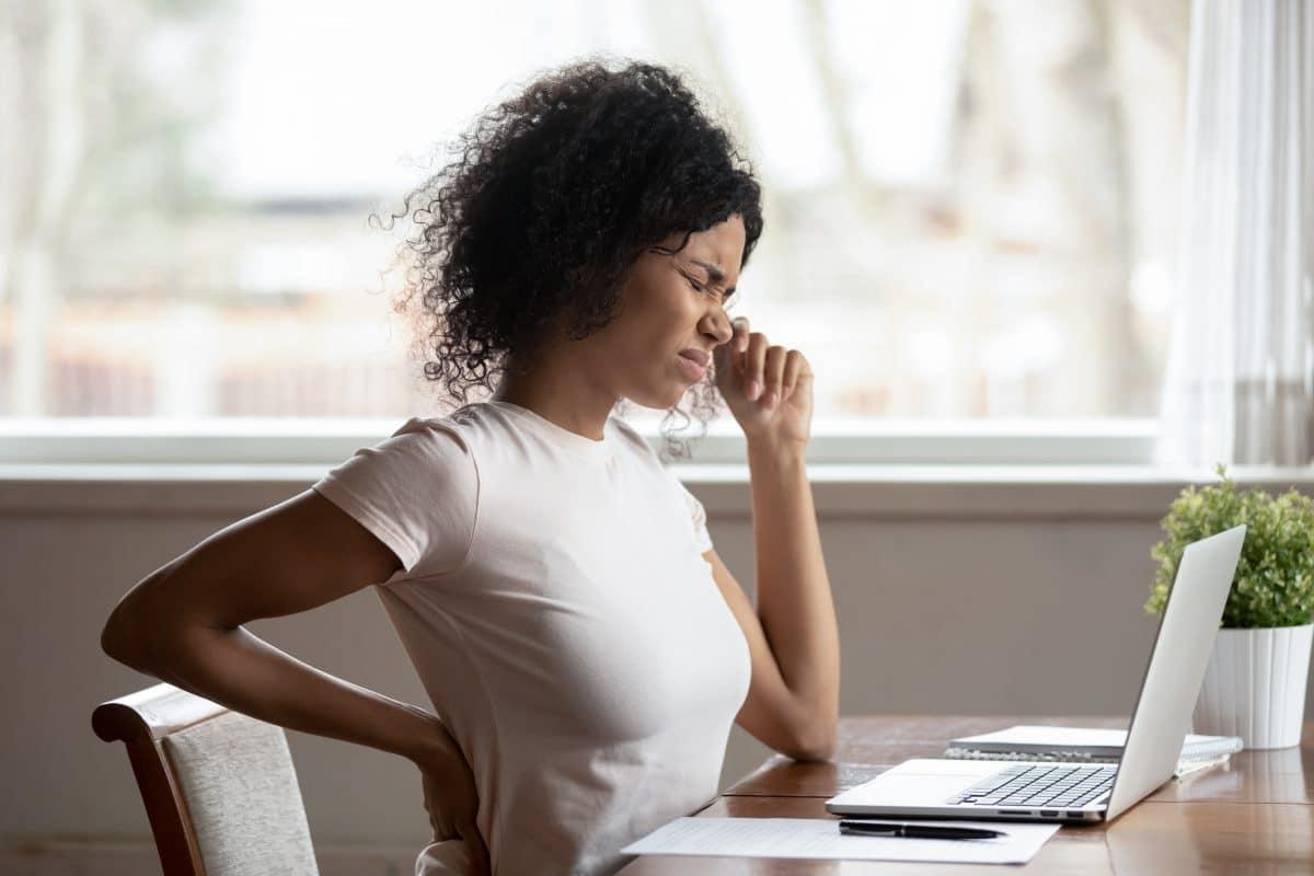 Arbeiten: So sitzt man richtig und gesund am Schreibtisch