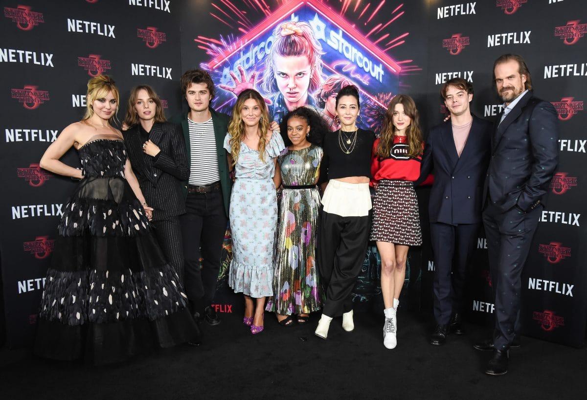 """""""Stranger Things"""" Staffel 4: Diese acht neuen Schauspieler sind dabei"""