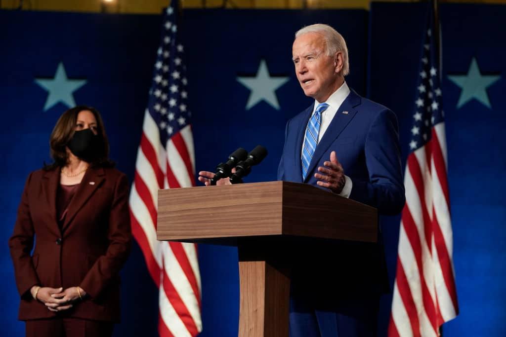 US-Wahlen: Joe Biden nähert sich der Sieges-Marke, Endergebnis gibt es noch nicht