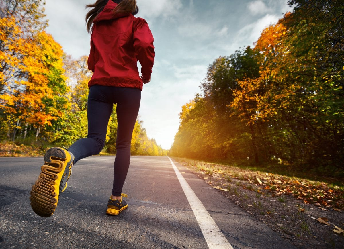 Was man beachten muss, wenn man mit dem Laufen beginnt