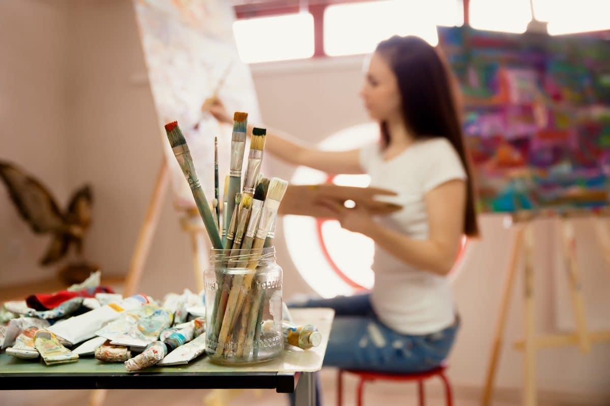 4 Wege, um im Lockdown kreativ zu bleiben