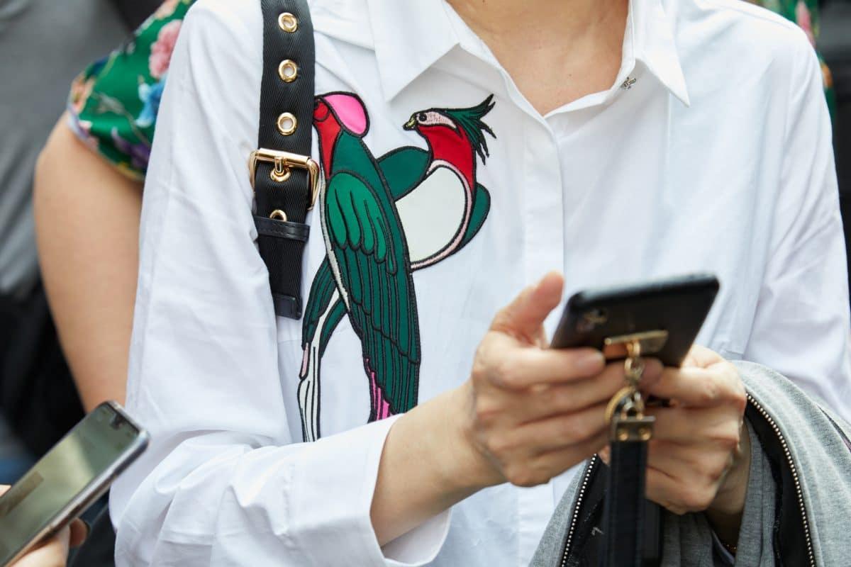 Fashion-Trend 2020: Der weiße Kragen gilt jetzt als Modestatement
