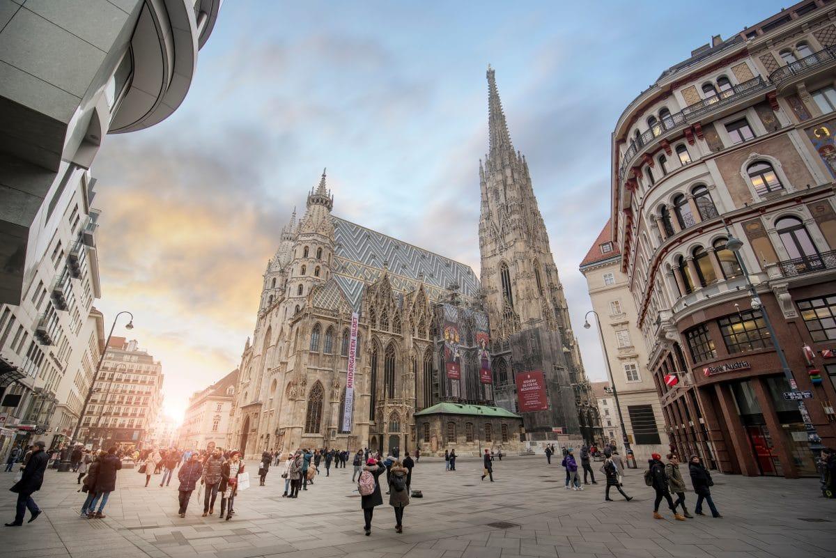 """Nach dem Anschlag: Wien """"auf dem Weg in die Normalität"""""""