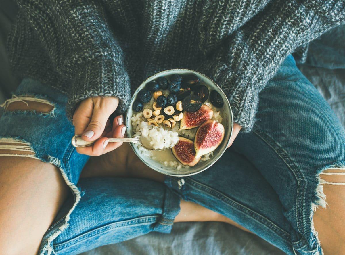 5 Winter-Porridge Rezepte, die dich von innen wärmen
