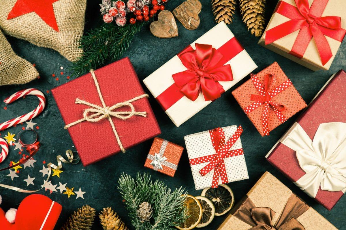 5 kreative Ideen für schön verpackte Weihnachtsgeschenke