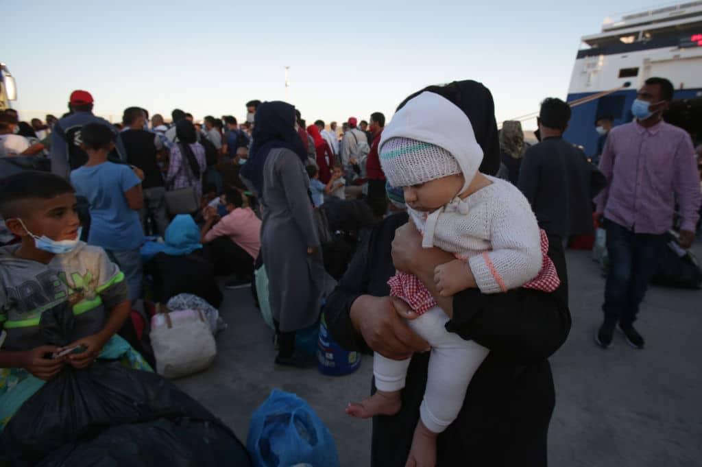 Tausend anerkannte Flüchtlinge in Griechenland sind nun obdachlos