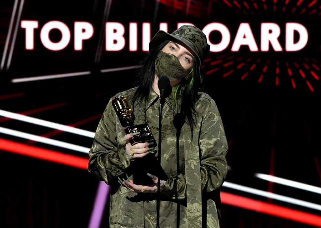 Billie Eilish ist die meistgestreamte Künstlerin 2020