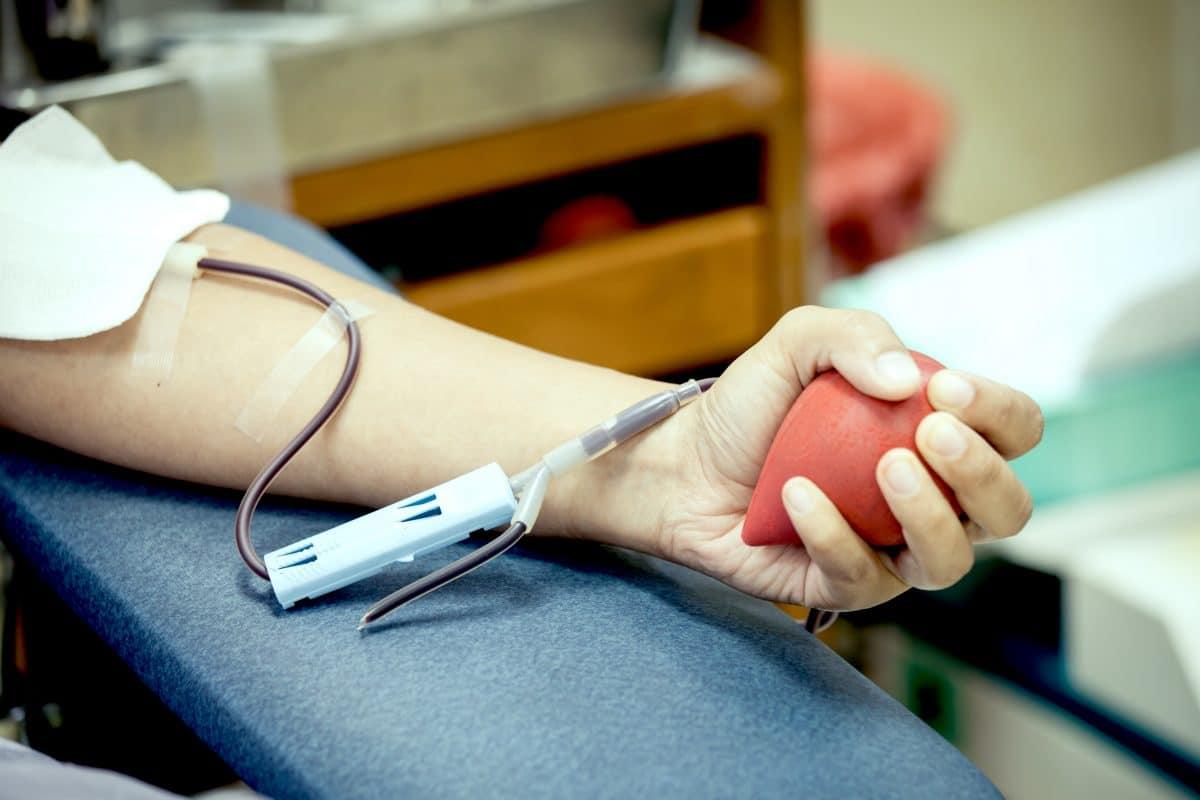 Homosexuelle Männer dürfen in Großbritannien endlich Blut spenden