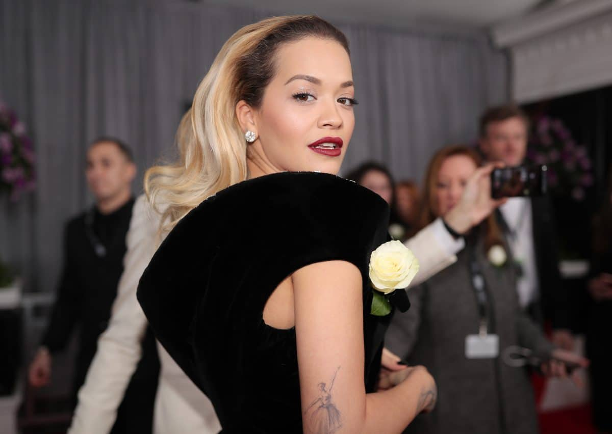 Nach Lockdown-Party: Britischer Radiomoderator verbannt Rita Ora