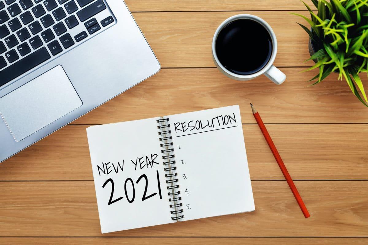 Diese einfachen Neujahrsvorsätze kann jeder 2021 durchziehen