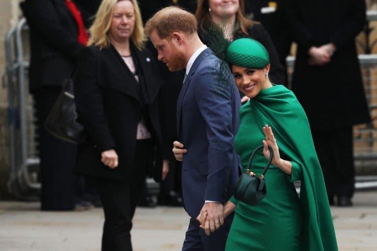 Prinz Harry & Herzogin Meghan: Deswegen wird ihre Tochter