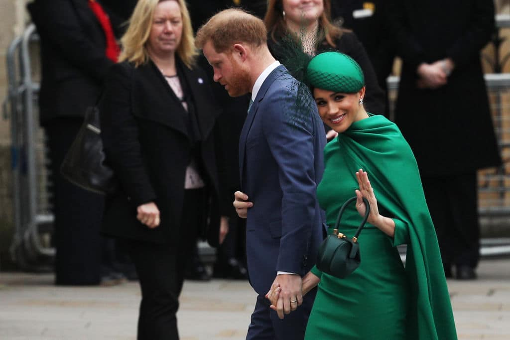 So süß sind die Weihnachtsgrüße von Prinz Harry, Meghan Markle und Sohn Archie
