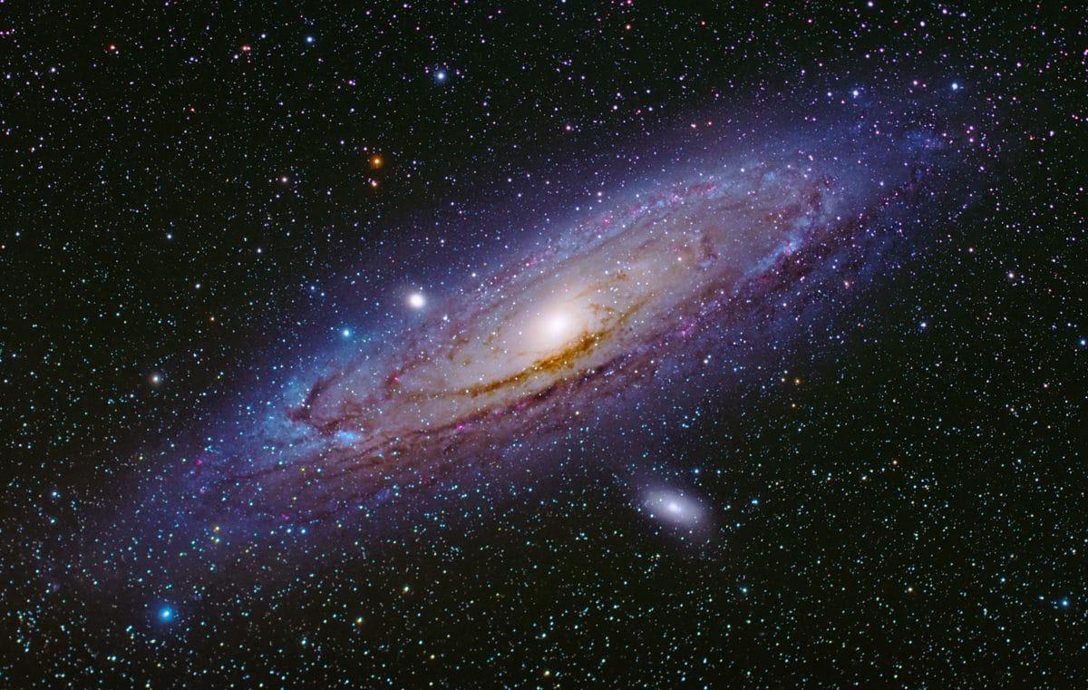 Rätsel gelöst: Deshalb beginnen Sterne zu leuchten