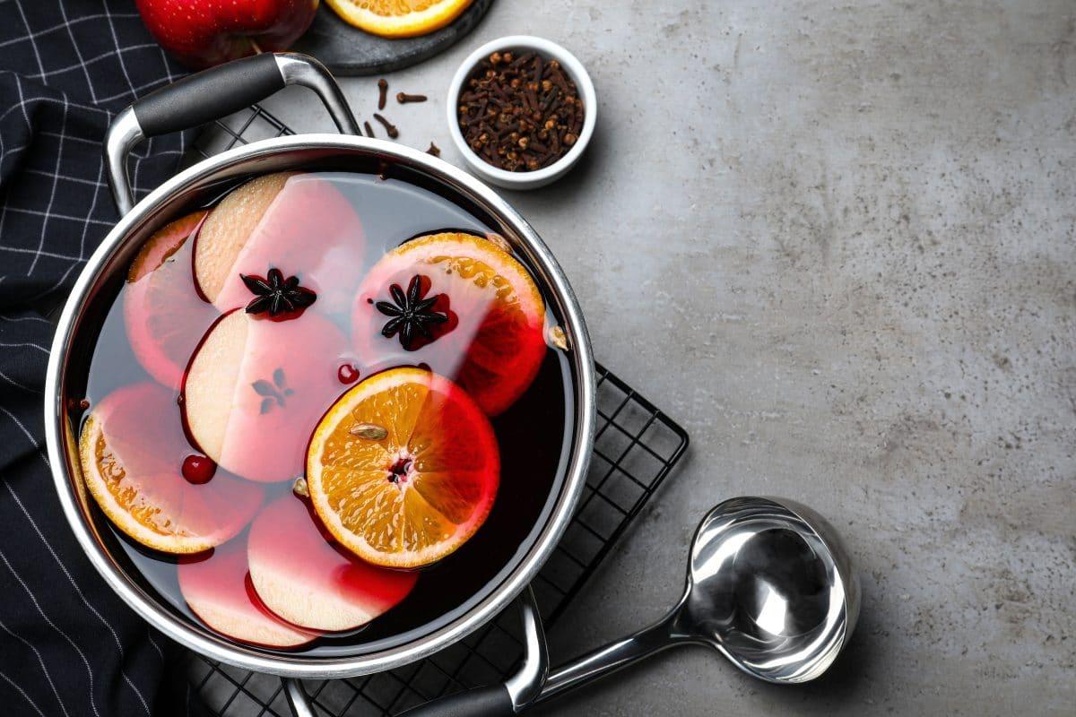 Gesunder Glühwein: Die besten Rezepte