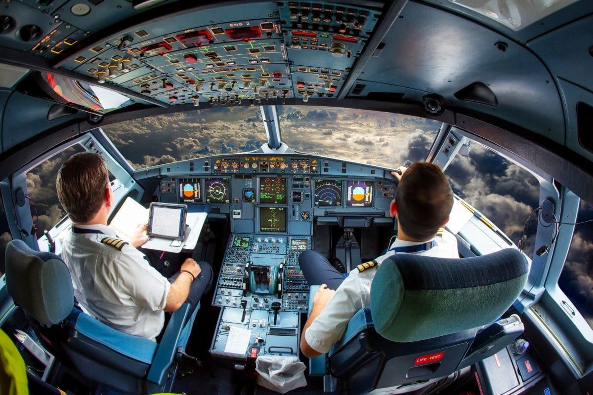 Video aufgenommen: Piloten sichteten erneut mysteriösen, fliegenden Mann