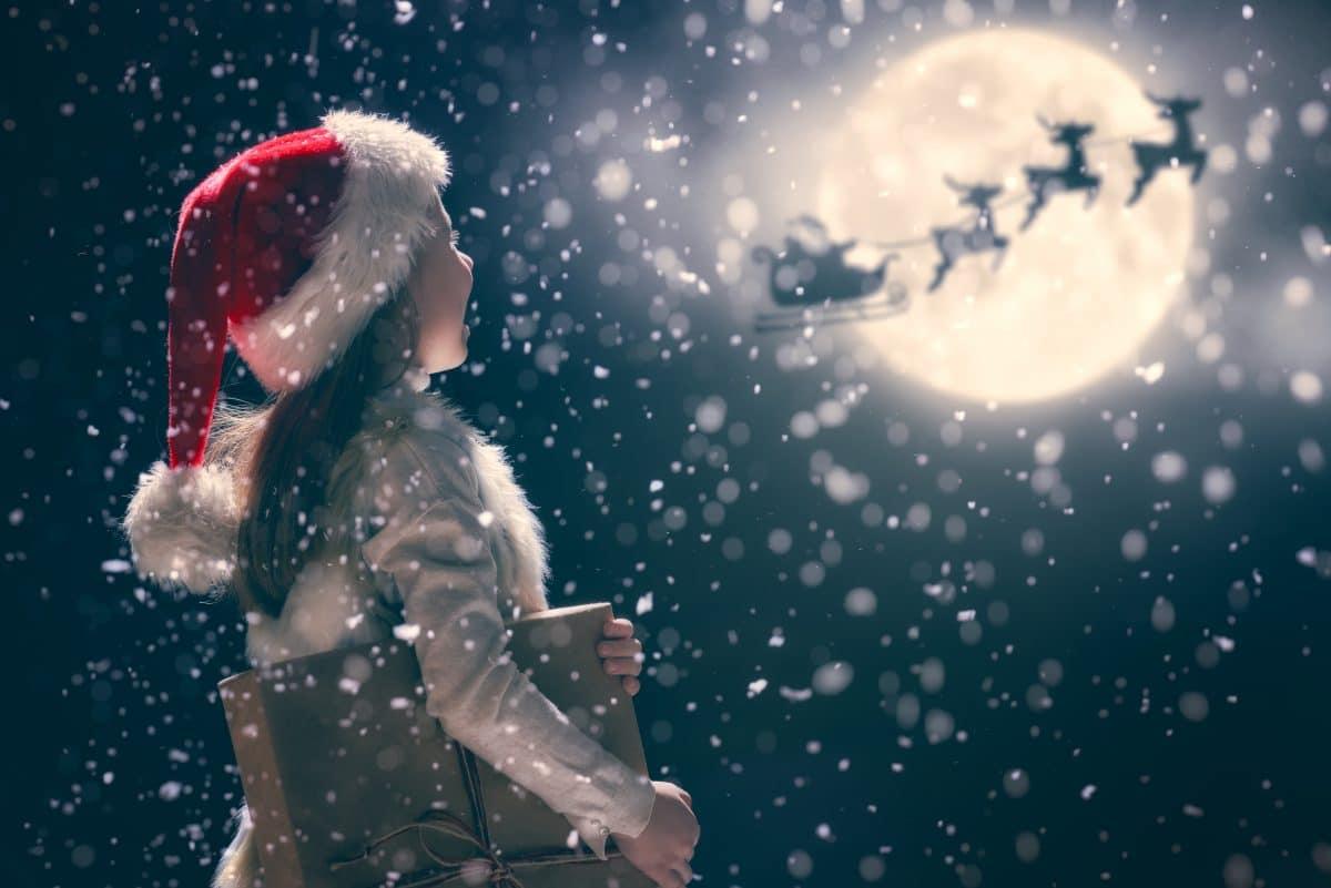 WHO beruhigt Kinder: Weihnachtsmann ist immun gegen Covid und darf reisen